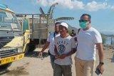 Edarkan sabu dikalangan sopir truk, Macan Pelabuhan Kota Bima ditangkap