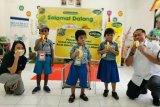 PT SSN berikan bantuan buah kepada anak PAUD
