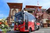 Pemkab Tabanan Bali meluncurkan Bus Trans Metro Dewata Koridor I