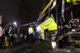 Empat orang tewas saat bus wisata alami kecelakaan di jalur Dieng-Wonosobo