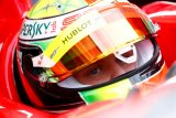 Pebalap junior Ferrari Mick Schumacher jajal trek Fiorano jelang debut latihan F1