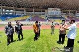 Komisi X DPR RI kagumi fasilitas Stadion Manahan Solo