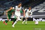 Tottenham menang 7-2 atas Maccabi untuk lolos ke fase grup Liga Europa