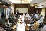 PLN-Kodam XVII/Cenderawasih bersinergi terkait keamanan listrik Papua