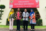 Tindaklanjuti repatriasi WNI, Garuda Indonesia bertemu KJRI Johor Bahru