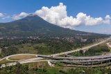BPJN Sulut imbau masyarakat tertib berkendara di  tol Manado-Bitung