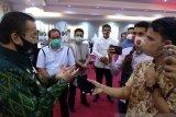 Puluhan ASN Pemprov Sulteng jalani tes usap dampak Asisten II positif