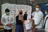 Realisasi penyaluran beras PKH di Riau masih 58 persen