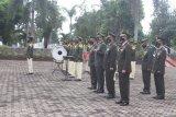 Dandim 0410/KBL ikuti upacara ziarah di TMP