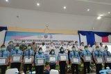 13 personel bandara Juwata dapat penghargaan Dirjen Perhubungan Udara