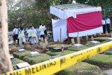 Penyidik meminta keterangan ahli forensik terkait autopsi jasad LNS