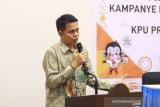 Bawaslu Sulteng lindungi identitas pelapor dugaan pelanggaran Pilkada