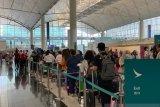 91 ABK dan PMI dipulangkan setelah terkatung-katung di  Hong Kong dan Makau