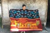 Batik Tulis Singkawang tembus pasar Sarawak