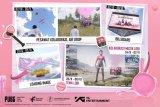PUBG Mobile hadirkan karakter serba pink untuk  penggemar