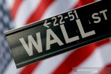 Saham Wall Street berakhir terdongkrak optimisme stimulus