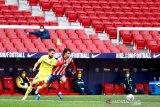 Atletico Madrid main imbang 0-0 dengan Villarreal di Liga Spanyol