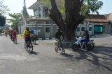 Rute wisata sepeda di Kota Yogyakarta bisa diakses lewat aplikasi JSS