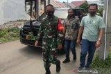 Kebahagiaan mantan pimpinan KKB anaknya jadi prajurit TNI