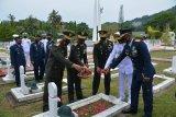 Ziarah TMP Kesuma Trikora sambut HUT TNI 5 Oktober