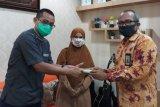 Hari Batik, BNI Syariah bagikan masker dan hand sanitizer