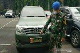 Viral!!! Mobil dinas dipakai warga sipil, Puspomad panggil purnawirawan