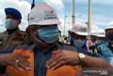 Gubernur Ali Mazi berupaya jembatan Teluk Kendari diresmikan Presiden Jokowi