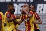 Tim promosi Lens taklukkan Saint-Etienne skor 2-0 di Liga Prancis
