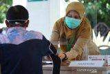 Kemenkes melakukan simulasi uji coba vaksinasi COVID-19 di Kota Bogor
