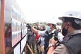 Sumsel anggarkan Rp37 miliar bangun  kembali Jembatan Rantau Bayur di Banyuasin