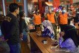 Pelaku usaha di Palu  diberi sanksi karena langgar protokol kesehatan