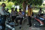 Polisi kawal pelaksanaan kampanye dua paslon peserta Pilkada Palu