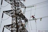PLN pulihkan pasokan listrik untuk Jakarta akibat Gangguan Sutet