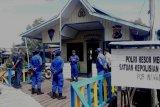 Polairud Polres Merauke gelar patroli hingga ke laut Wanam