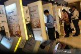 Himbara permudah nasabah transaksi perbankan melalui 45.000 ATM Link