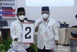 NasDem Sulteng bantah Rusdi-Ma'mun bagi sembako di pilkada 2020