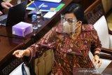 Sri Mulyani sebut realisasi anggaran PEN capai Rp376,17 triliun