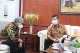 Pjs Gubernur Kaltara-Bulog tindak lanjut Modern Rice Milling Plant