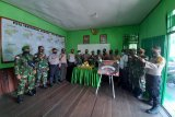 Wakapolres Asmat ucapkan selamat HUT TNI