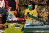 Harta kekayaan ibu rumah tangga pengedar sabu-sabu di Sumbawa disita