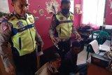 Polisi tangkap dua pemuda bawa senjata api rakitan