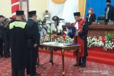 PAW Ketua DPRD Natuna dilantik