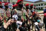 Danjen Kopassus ingatkan purnawirawan TNI agar bijak gunakan baret merah