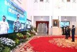Presiden Joko Widodo tanyakan gaji dan tunjangan prajurit di perbatasan