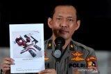 Empat terduga teroris ditangkap Densus di Bekasi