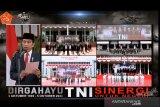 Presiden Jokowi sebut TNI bertransformasi signifikan dalam 5 tahun terakhir