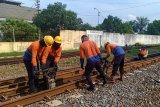 KAI Purwokerto antisipasi bencana hidrometeorologi di jalur rel