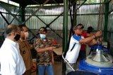 Pemkab Muba  sediakan mesin olah karet untuk petani rakyat