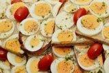 Selain bisa turunkan berat badan, ini manfaat lain dari telur rebus