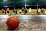 Pelatih berlisensi nasional latih klub basket BGU Palangka Raya